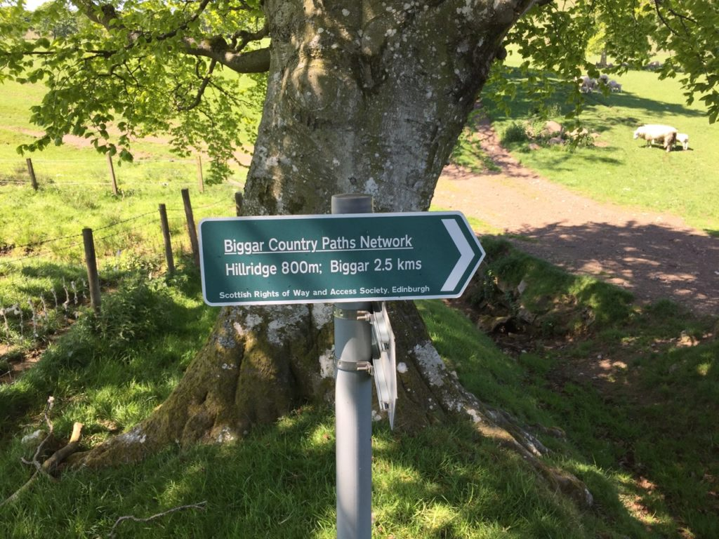 Biggar Country Paths Network