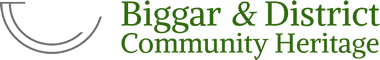 Biggar Heritage Logo