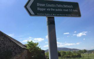 Biggar Country Paths Network